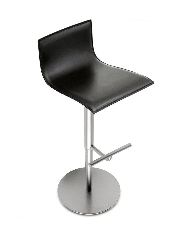 lapalma thin lederen zitting design. Black Bedroom Furniture Sets. Home Design Ideas